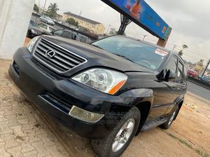 Lexus GX 2007 470 Black | Cars for sale in Lagos State, Ikeja