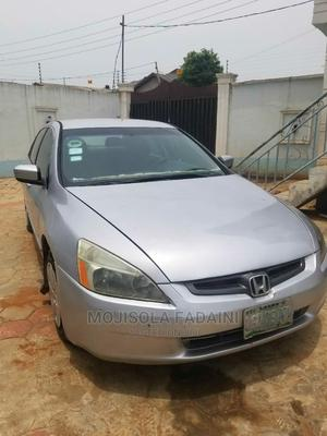 Honda Accord 2005 2.0 Comfort Automatic Silver | Cars for sale in Lagos State, Alimosho