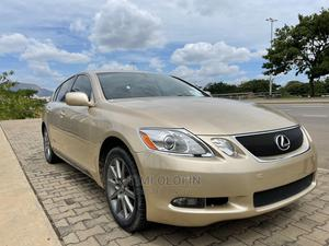 Lexus GS 2005 300 Gold | Cars for sale in Abuja (FCT) State, Central Business District