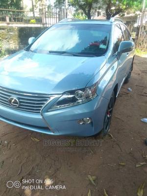 Lexus RX 2010 Blue   Cars for sale in Edo State, Benin City