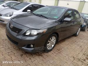 Toyota Corolla 2010 Gray | Cars for sale in Kaduna State, Kaduna / Kaduna State