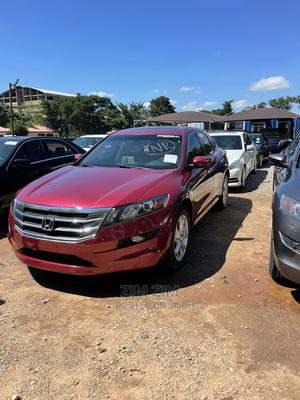 Honda Accord Crosstour 2011 Burgandy   Cars for sale in Abuja (FCT) State, Central Business District
