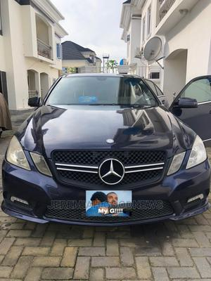 Mercedes-Benz E350 2011 Black | Cars for sale in Lagos State, Ajah
