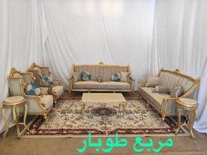 Quality 7 Seasters Egyptians Sofa Chair With Center Table   Furniture for sale in Lagos State, Ojo