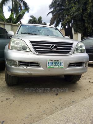 Lexus GX 2004 470 Silver   Cars for sale in Rivers State, Port-Harcourt