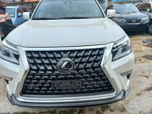 Lexus GX 2020 460 Luxury White | Cars for sale in Lagos State, Ogba