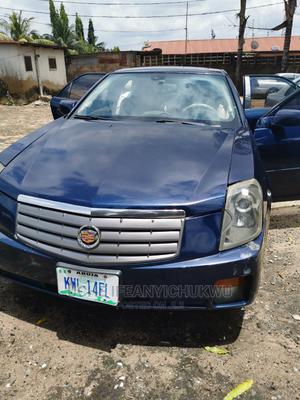 Cadillac CTS 2006 3.6 V6 Elegance Automatic Blue | Cars for sale in Abuja (FCT) State, Lugbe District