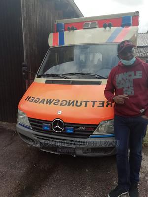 Mercedes Ambulance   Buses & Microbuses for sale in Abuja (FCT) State, Central Business District