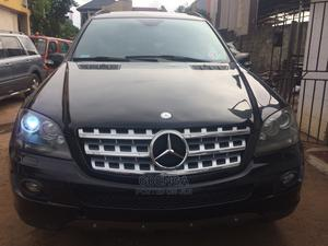 Mercedes-Benz M Class 2008 Black   Cars for sale in Lagos State, Ifako-Ijaiye