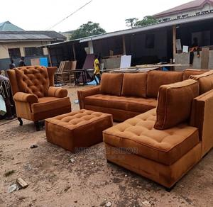 Complete Set of Chair | Furniture for sale in Edo State, Benin City