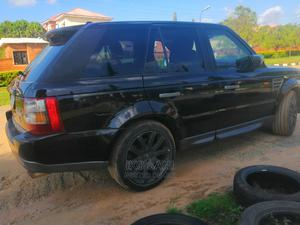 Land Rover Range Rover Sport 2009 Black   Cars for sale in Abuja (FCT) State, Guzape District