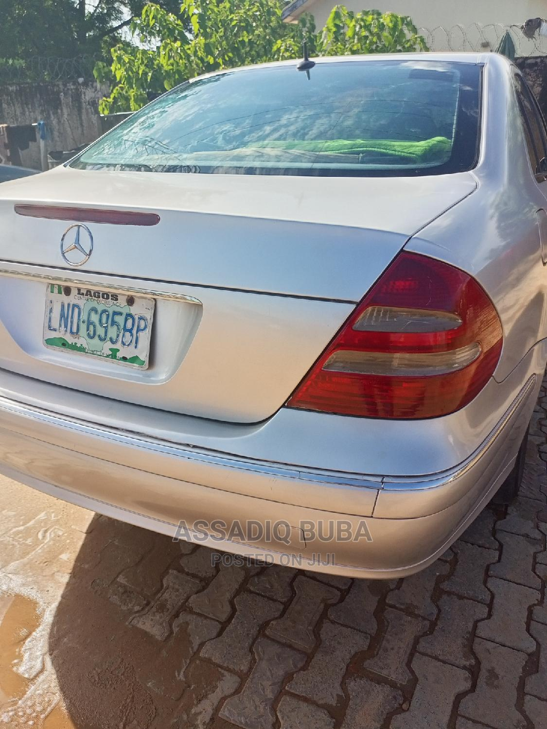 Mercedes-Benz E320 2005 Silver | Cars for sale in Central Business District, Abuja (FCT) State, Nigeria