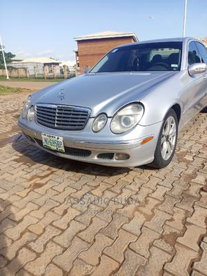 Mercedes-Benz E320 2005 Silver | Cars for sale in Abuja (FCT) State, Central Business District