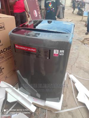 LG Washing Machine 16KG Smart Inverter Automatic Wash Spin | Home Appliances for sale in Lagos State, Lekki