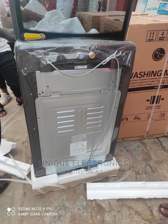 LG Washing Machine 16KG Smart Inverter Automatic Wash Spin | Home Appliances for sale in Lekki, Lagos State, Nigeria