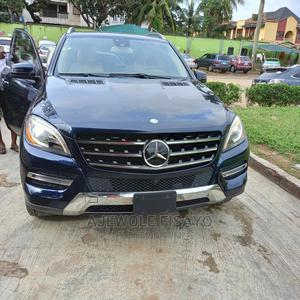Mercedes-Benz M Class 2014 Blue | Cars for sale in Lagos State, Alimosho