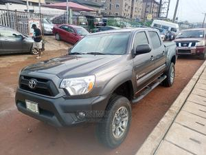 Toyota Tacoma 2015 Gray | Cars for sale in Lagos State, Alimosho