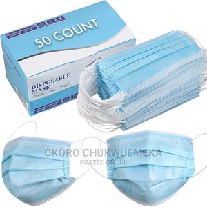 Disposable Face Mask | Medical Supplies & Equipment for sale in Abuja (FCT) State, Asokoro