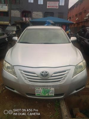 Toyota Camry 2008 2.4 LE Silver | Cars for sale in Lagos State, Ejigbo