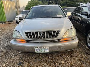 Lexus RX 2002 300 4WD Silver | Cars for sale in Abuja (FCT) State, Gwarinpa