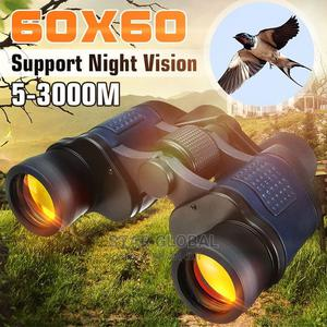 60x60 3000M Telescope HD Waterproof For Outdoor Hunting   Camping Gear for sale in Lagos State, Lekki