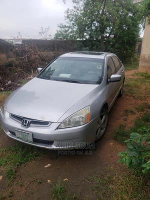 Honda Accord 2003 2.4 Automatic Silver | Cars for sale in Oyo State, Ibadan