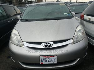 Toyota Sienna 2006 XLE Limited AWD Silver | Cars for sale in Lagos State, Apapa