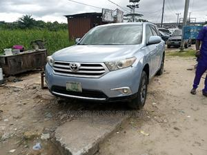 Toyota Highlander 2012 Limited Blue | Cars for sale in Rivers State, Port-Harcourt