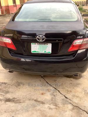 Toyota Camry 2008 Black | Cars for sale in Ogun State, Ado-Odo/Ota