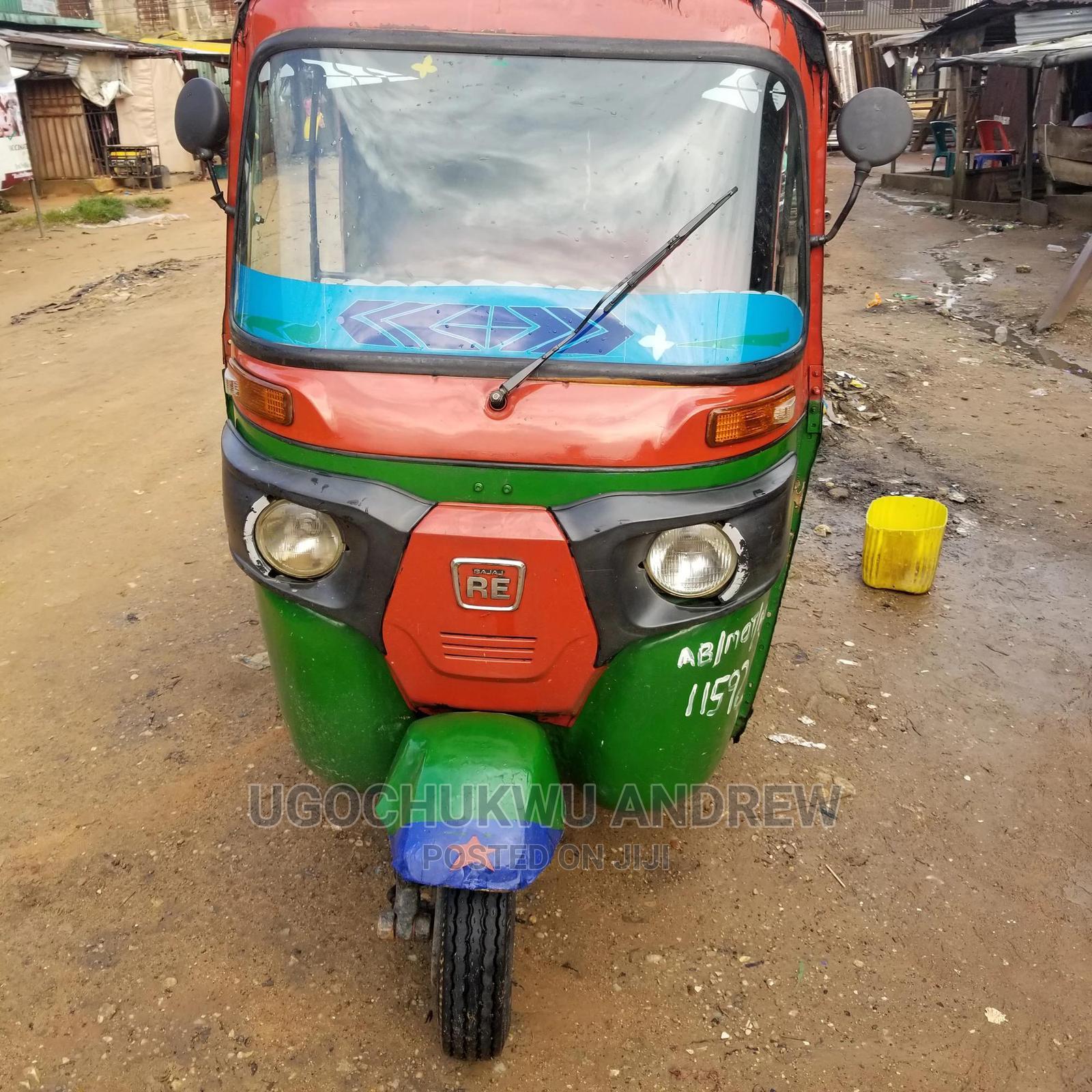 Bajaj RE 2019 Green
