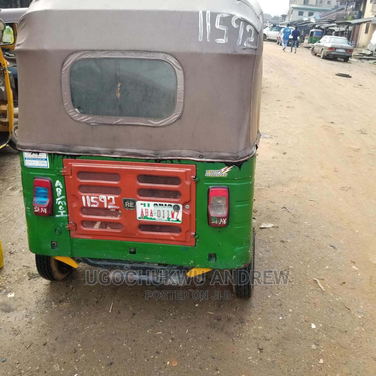 Bajaj RE 2019 Green | Motorcycles & Scooters for sale in Aba South, Abia State, Nigeria
