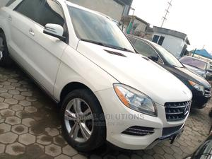Mercedes-Benz M Class 2013 White | Cars for sale in Lagos State, Ajah