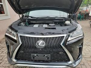 Lexus RX 2020 350L 4WD Black   Cars for sale in Lagos State, Amuwo-Odofin