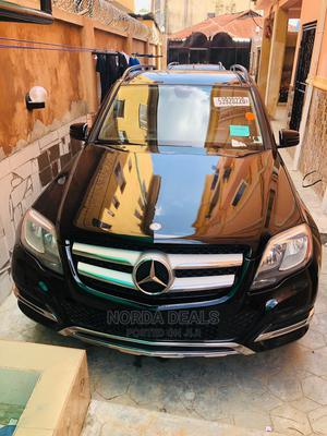 Mercedes-Benz GLK-Class 2014 350 4MATIC Black   Cars for sale in Lagos State, Yaba