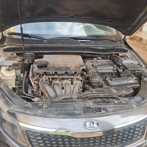 Kia Optima 2013 Gray | Cars for sale in Oyo State, Ogbomosho North