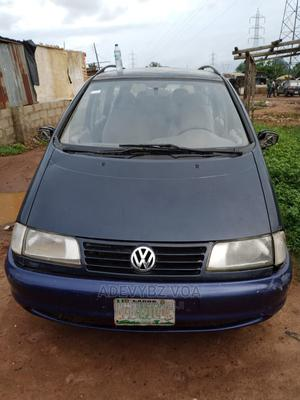 Volkswagen Sharan 2000 Blue | Cars for sale in Lagos State, Ipaja