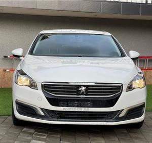 Peugeot 508 2017 White | Cars for sale in Abuja (FCT) State, Wuse 2
