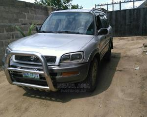 Toyota RAV4 1998 Cabriolet Silver   Cars for sale in Rivers State, Oyigbo