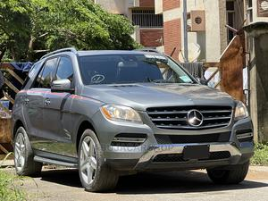 Mercedes-Benz M Class 2014 Gray | Cars for sale in Abuja (FCT) State, Central Business District