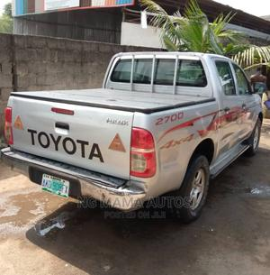 Toyota Hilux 2007 Silver | Cars for sale in Lagos State, Agege