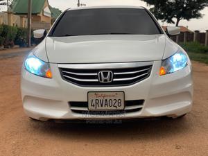 Honda Accord 2010 Sedan EX Automatic White | Cars for sale in Kaduna State, Kaduna / Kaduna State