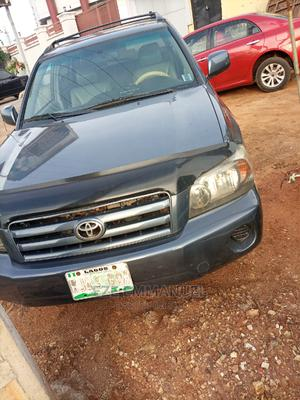 Toyota Highlander 2005 Limited V6 Blue | Cars for sale in Anambra State, Awka
