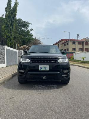 Land Rover Range Rover Sport 2015 Black | Cars for sale in Abuja (FCT) State, Central Business District