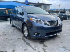 Toyota Sienna 2014 Blue   Cars for sale in Lagos State, Ogba