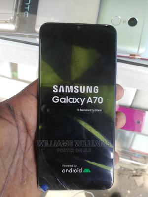 Samsung Galaxy A70 128 GB Blue | Mobile Phones for sale in Lagos State, Apapa