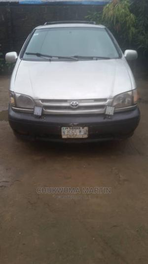 Toyota Sienna 2003 Silver   Cars for sale in Rivers State, Port-Harcourt