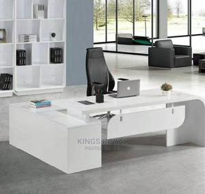 Imported Executive Office Table With the Executive Chair   Furniture for sale in Lagos State, Lekki