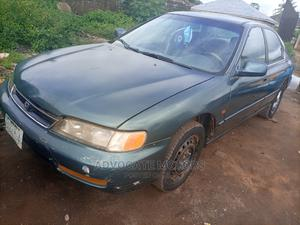 Honda Accord 2000 Coupe Green   Cars for sale in Ondo State, Akure