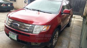 Ford Edge 2008 Red | Cars for sale in Lagos State, Amuwo-Odofin