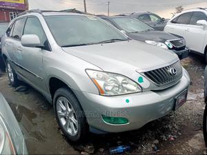 Lexus RX 2008 Silver   Cars for sale in Lagos State, Amuwo-Odofin